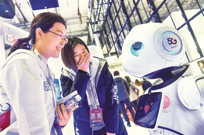 Industrial robots generate enormous new job opportunities in China