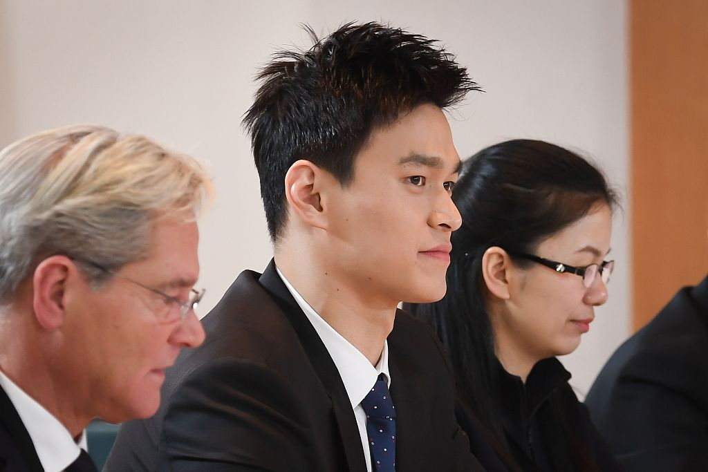 CAS verdict on Sun Yang not expected before January