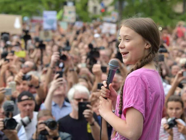 Climate activist Greta Thunberg is Time magazine's 2019 person of the year
