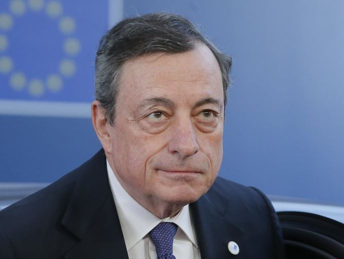 Europe's new central bank chief faces slow growth, dissent