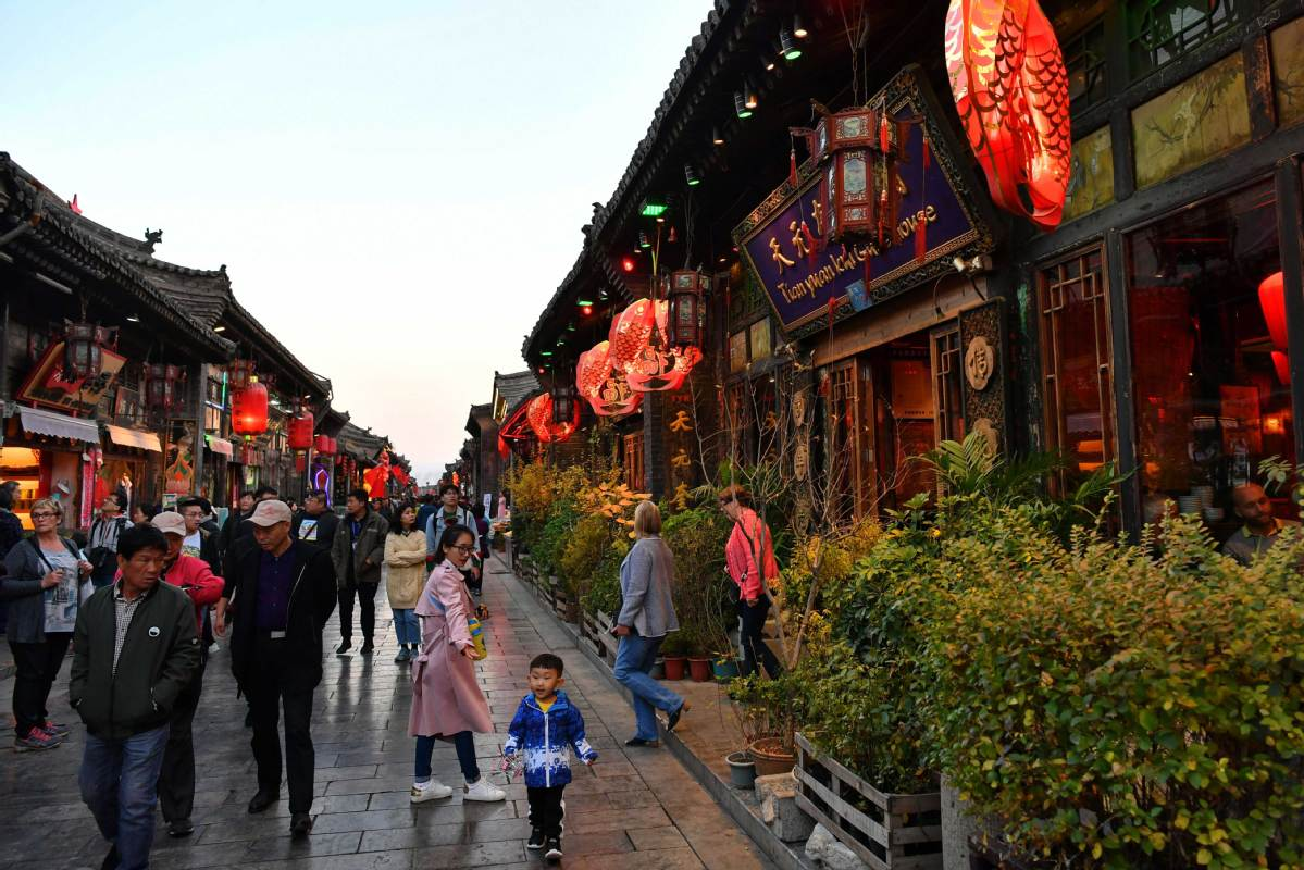 Immersive travel experiences enjoy increasing popularity in China