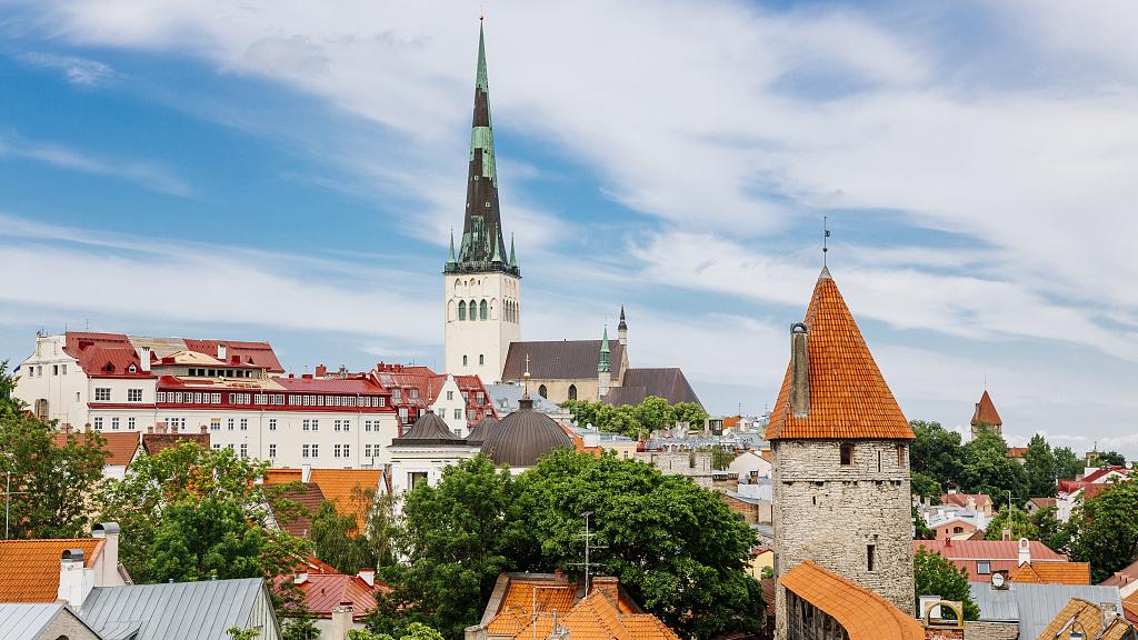 Asian Lantern Festival illuminates Tallinn