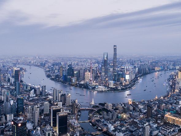 Shanghai most innovative city in Yangtze River Delta