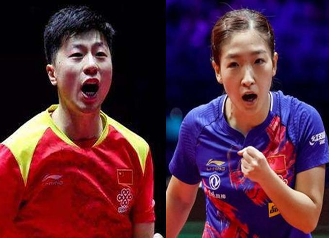 China's Ma, Liu receive ITTF 2019 Star Awards