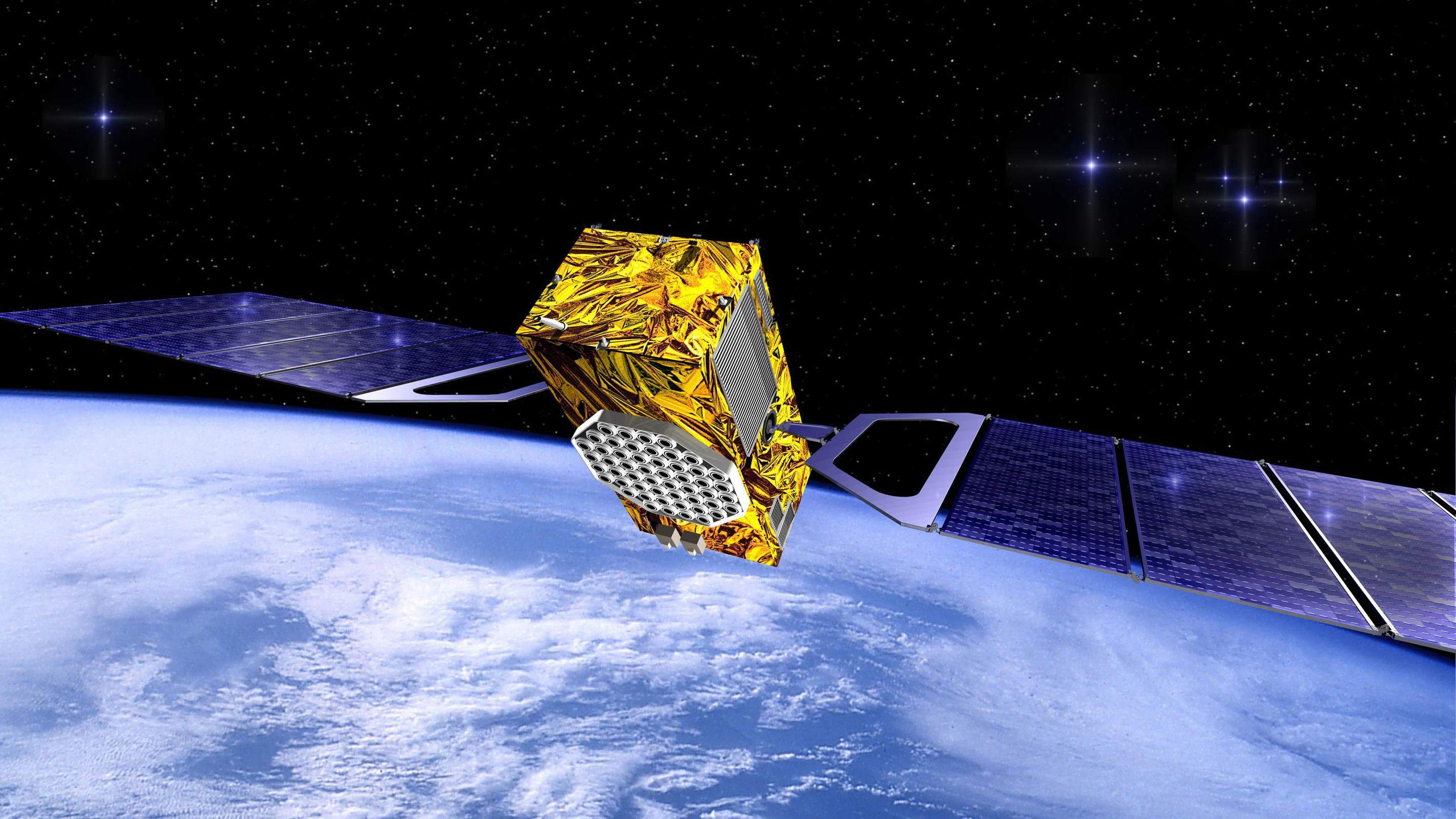 Chinese satellites speed help to disaster zones