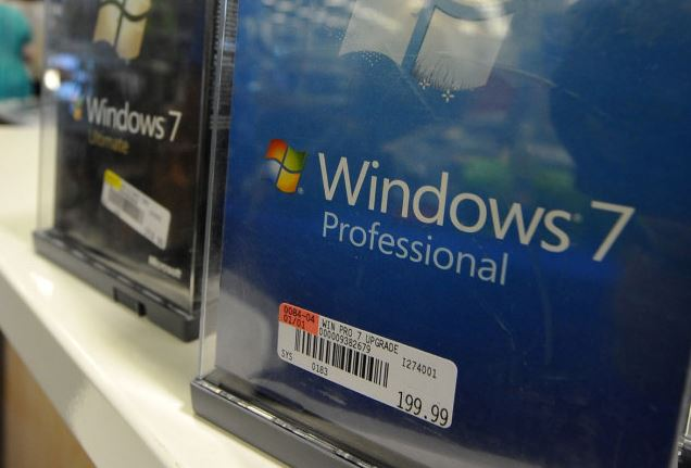 Microsoft to stop updating Windows 7 in January 2020