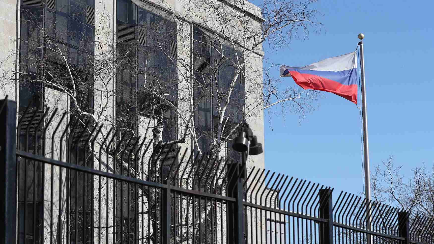 Russia expels 2 German diplomats in tit-for-tat retaliation