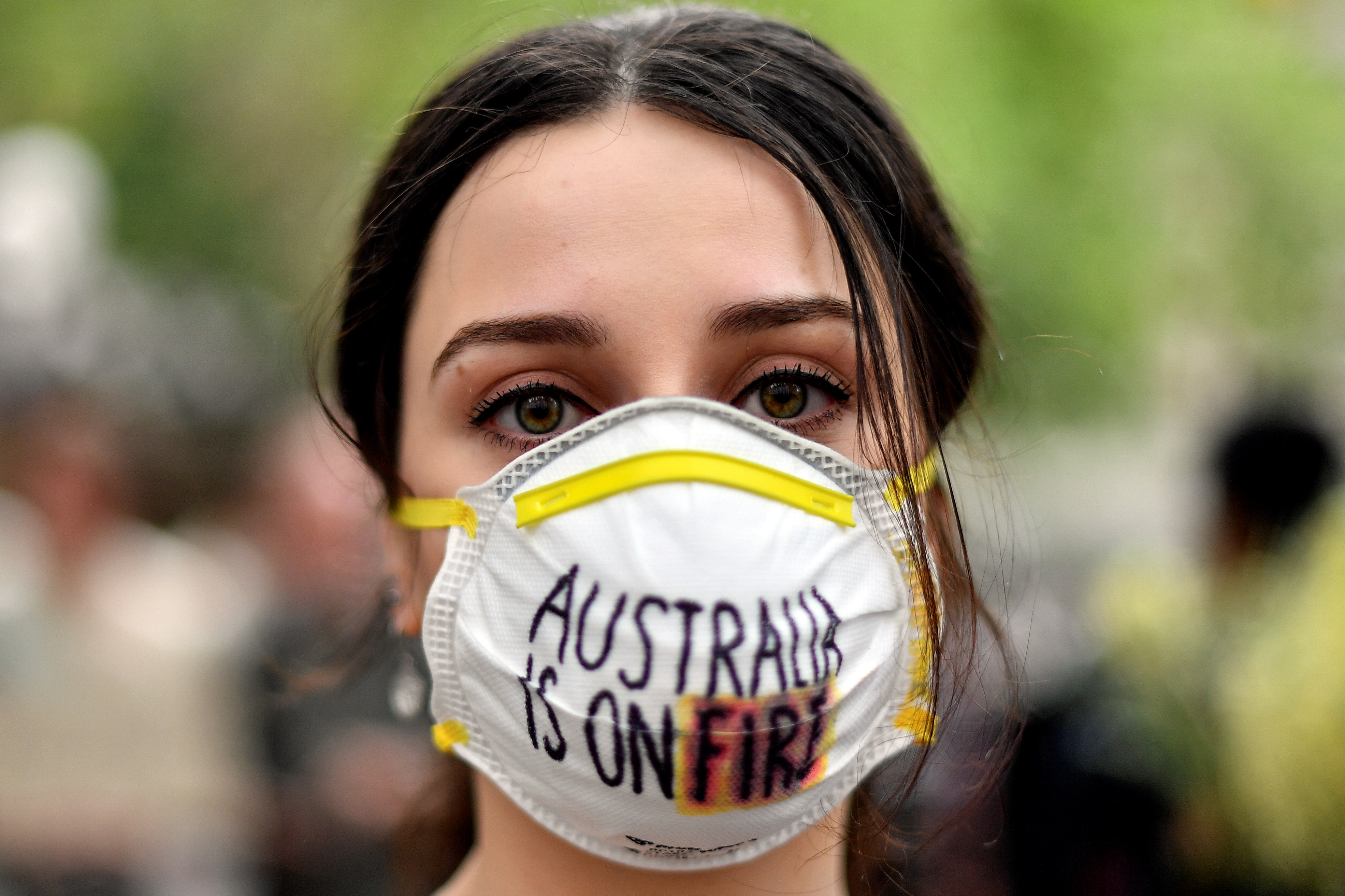 Aussie PM breaks silence on 'troubling' smoke crisis