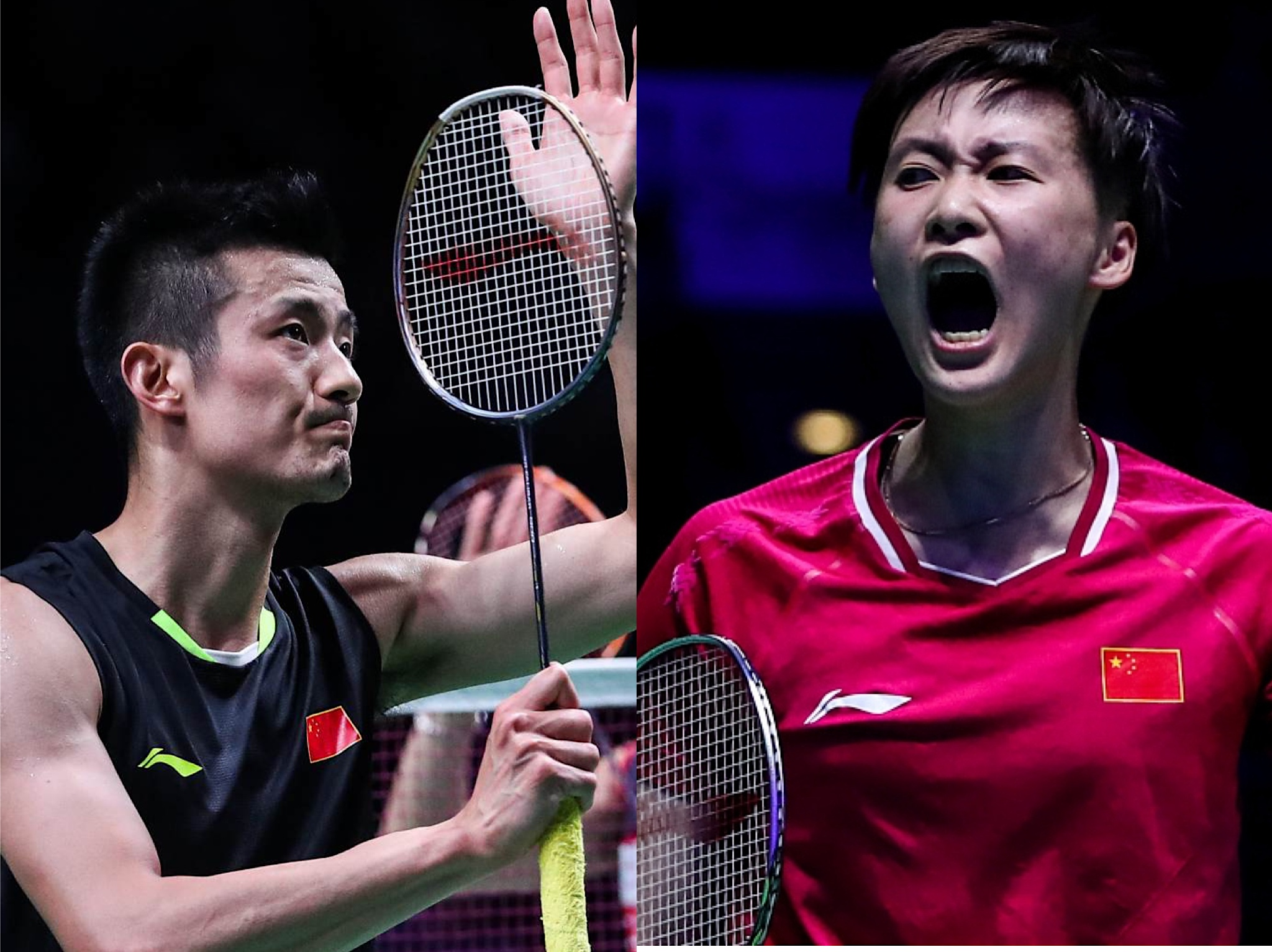 Chen Long, Chen Yufei bags first win in BWF World Tour Finals