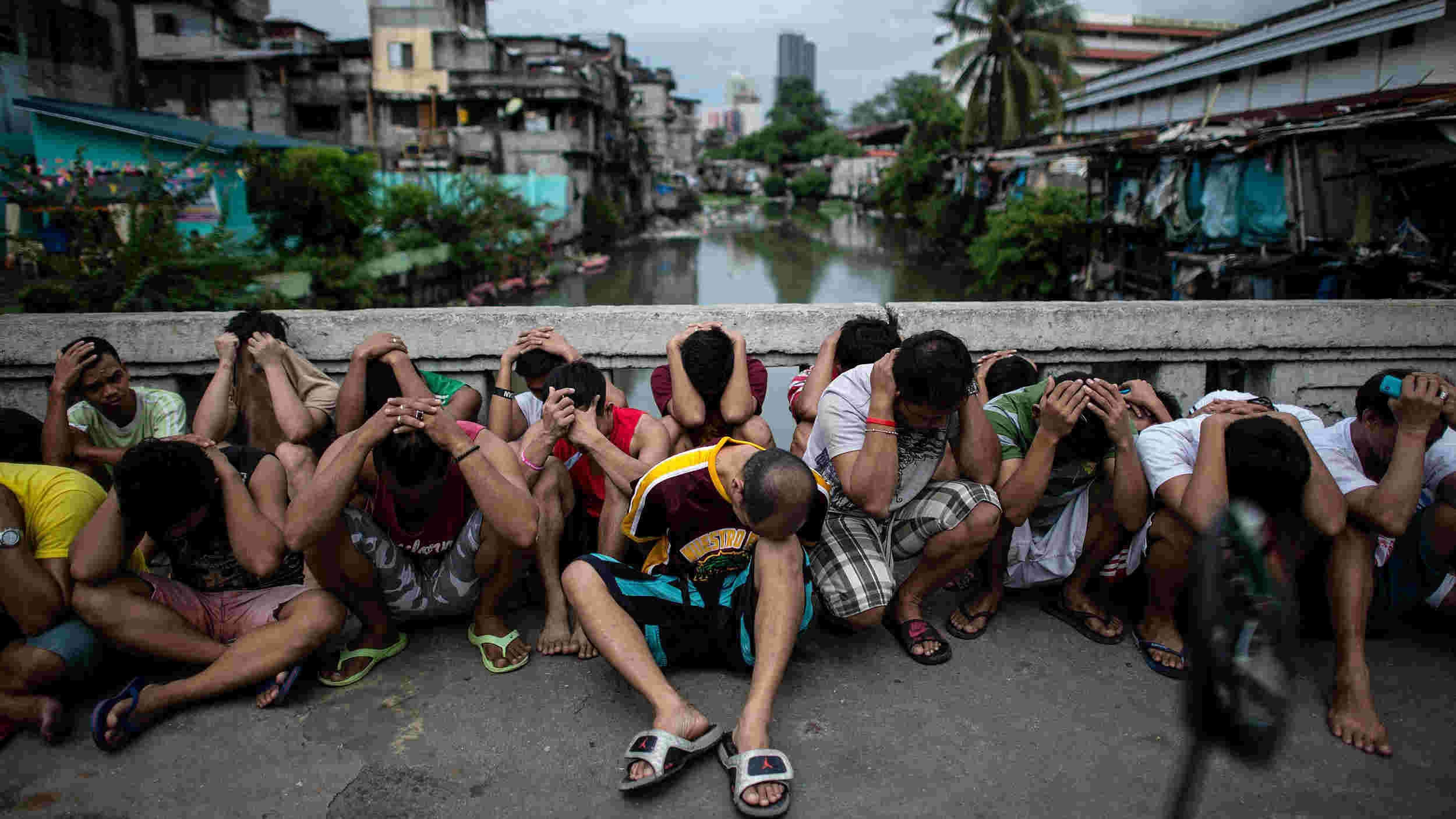 Over 220,000 suspects netted in Philippine anti-drug campaign: authority