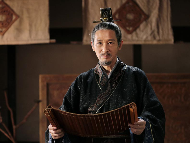 China's 'Game of Thrones' tells history in live action