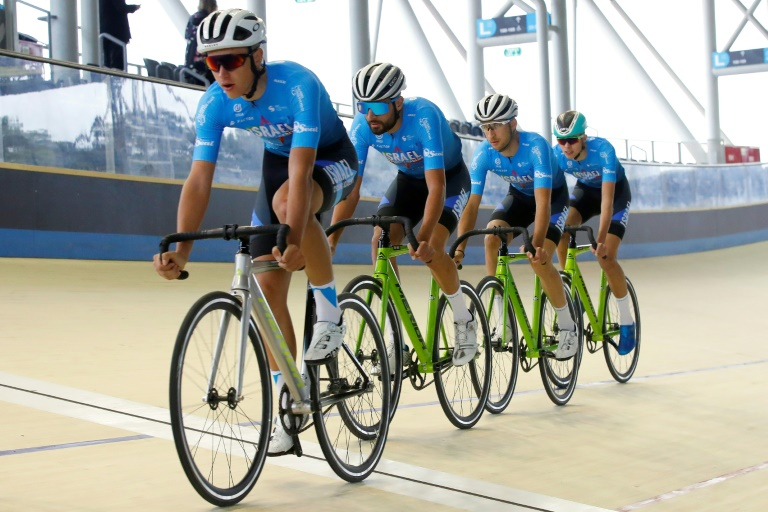 Israel launches first Tour de France team