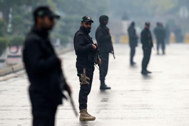 Heavy security as Pakistan host first cricket Test since 2009 attack