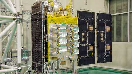 5G from space: Chinese company to launch new-type internet satellite