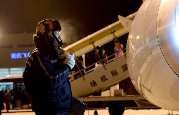 79 mln air passengers expected in 40-day Spring Festival travel rush