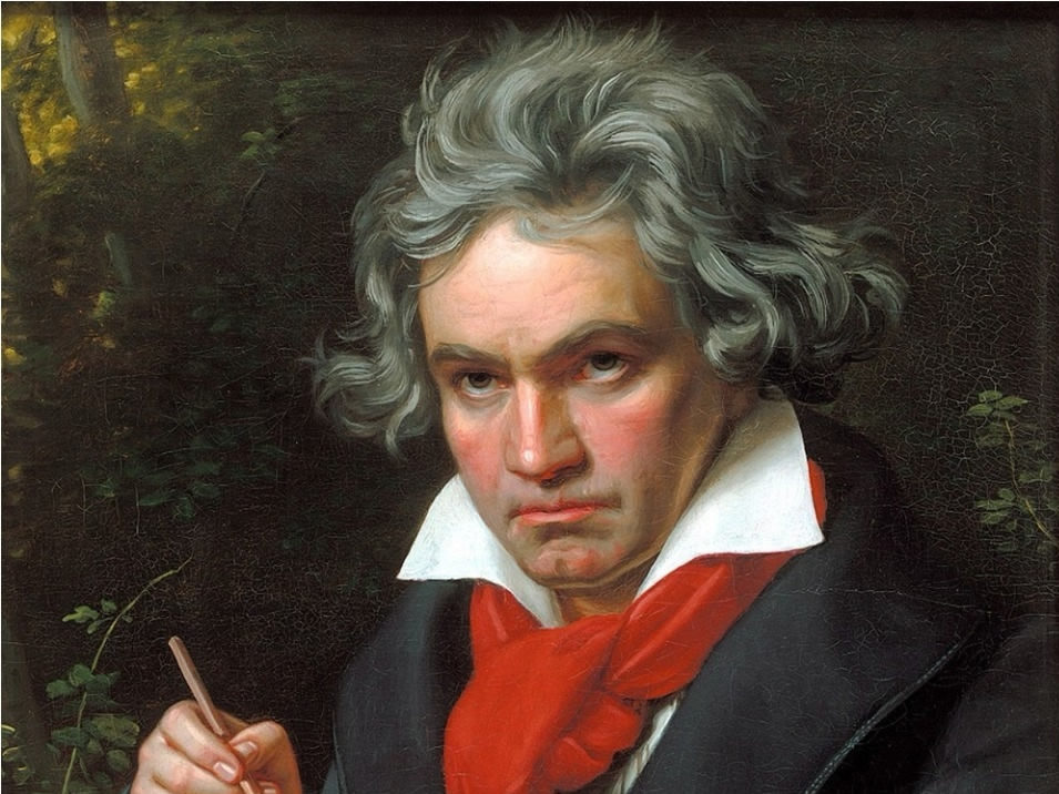 Germany celebrates 250-year-old 'pop star' Beethoven