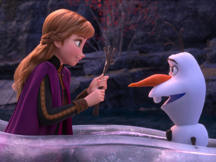 Disney's Frozen II given extended run at Chinese mainland box office