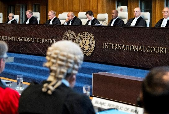 Myanmar's state counsellor Suu Kyi denies genocide accusation at ICJ