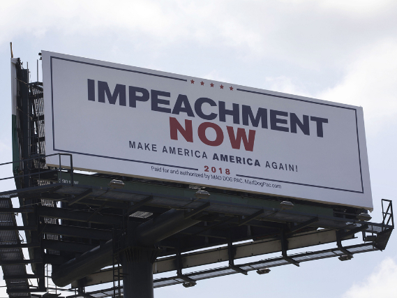 The potential impact of the Trump impeachment articles