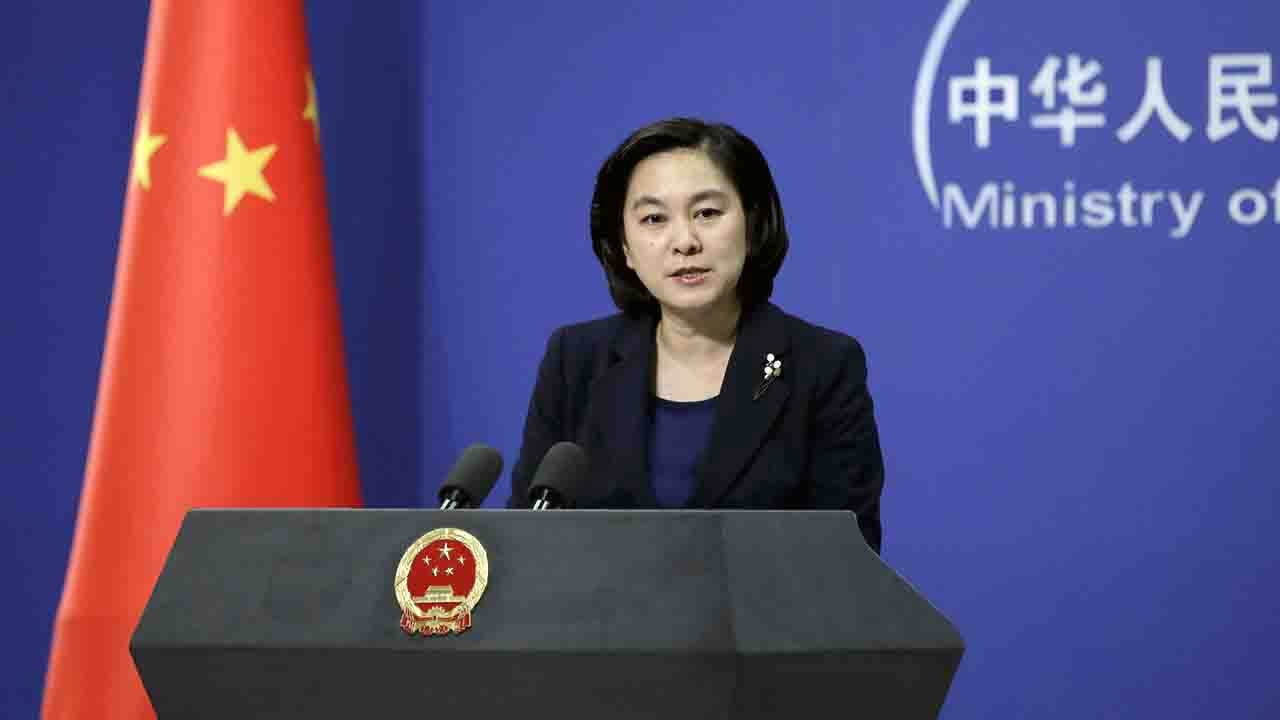 China urges US to abandon outdated Cold War mentality