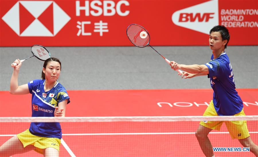 In pics: BWF World Tour Finals 2019