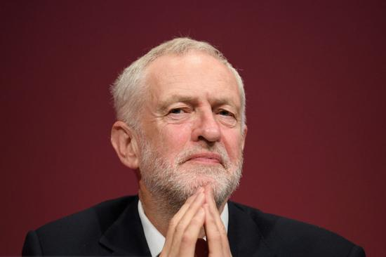 UK's Corbyn says will not lead Labour at next election
