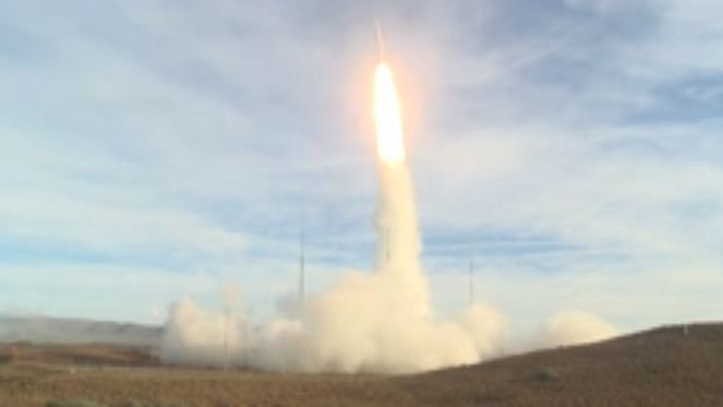 US tests ground-launched ballistic missile after INF treaty exit