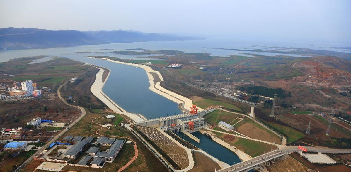 Enormous water project benefits over 120m people