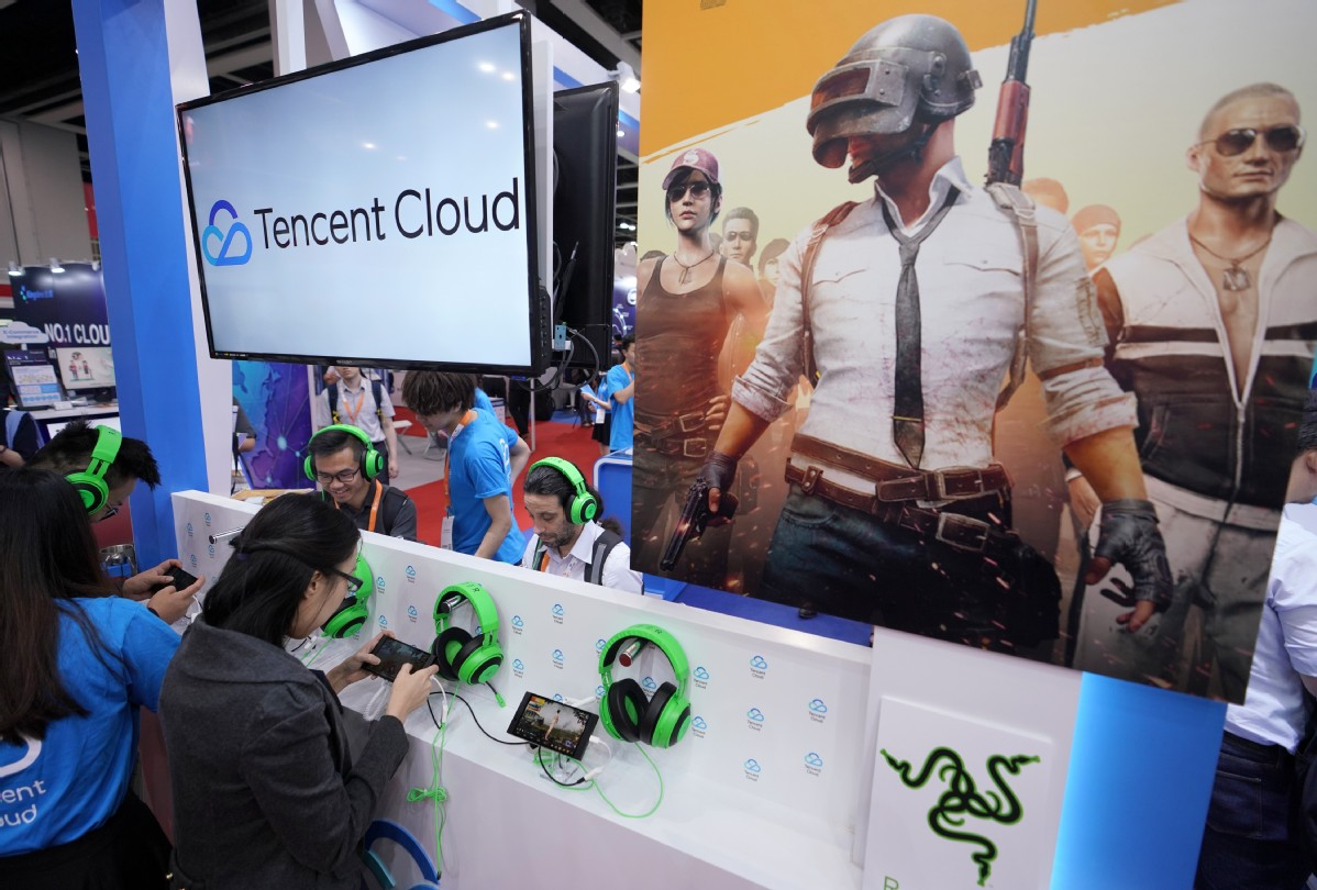 Tencent Cloud ramps up AI efforts with slew of new products