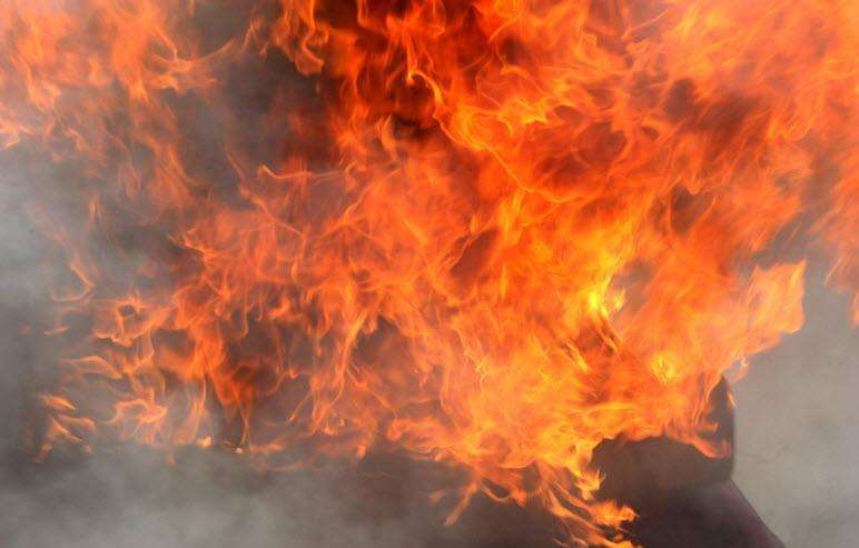 Fire in southern Taiwan kills seven, injures two
