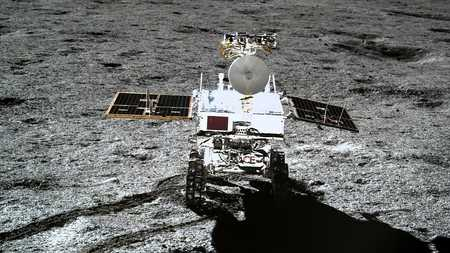 China's Yutu-2 rover sets new record for longest time working on the Moon