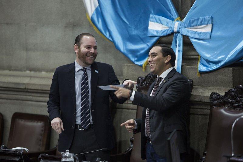 Critics say Guatemala commission undermining anti-graft push