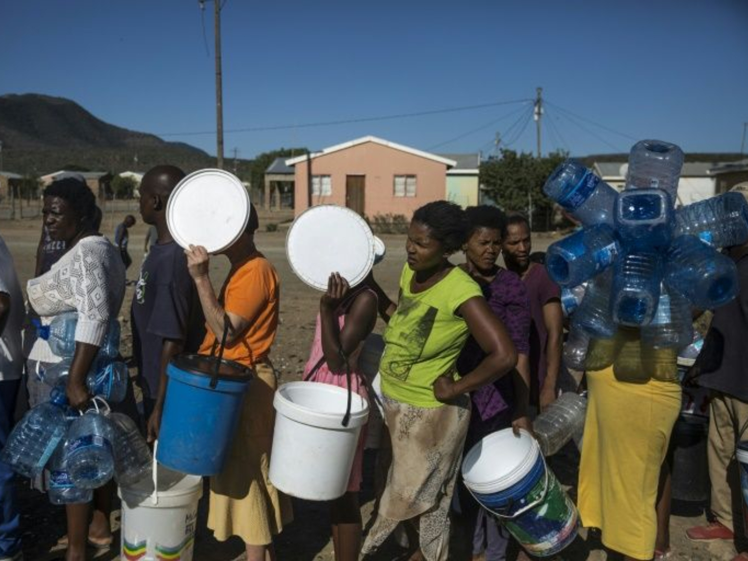 Five years of thirst: S.Africa's Eastern Cape battles brutal drought