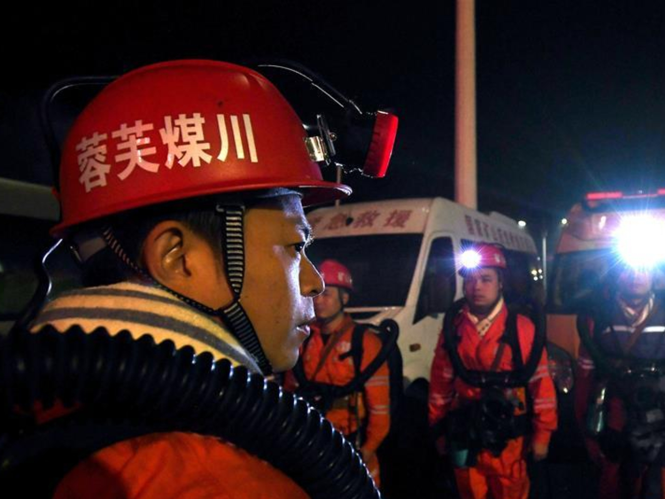 Rescue efforts underway after SW China mine flooding