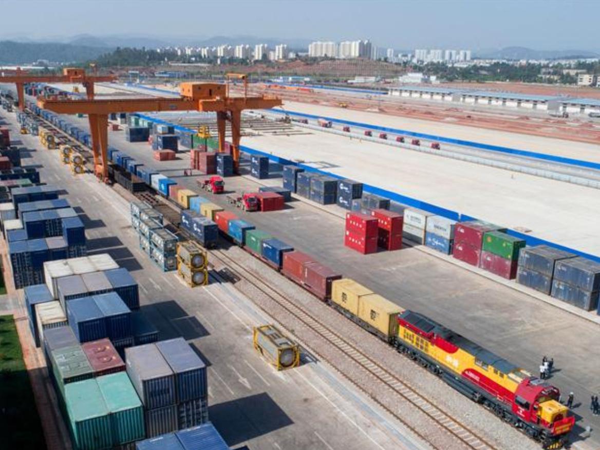 China's border province Yunnan posts strong trade growth