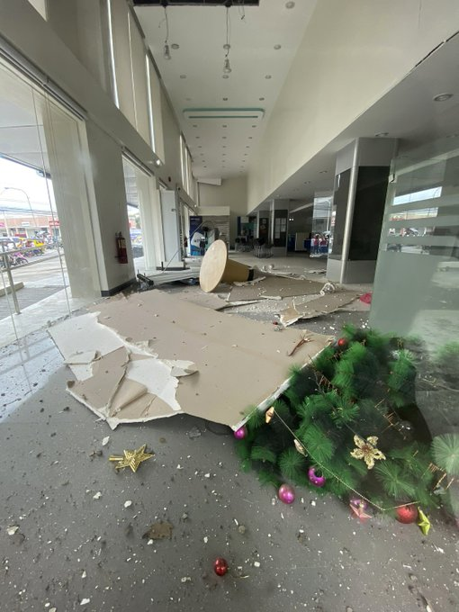At least 4 killed in 6.9-magnitude quake in southern Philippines