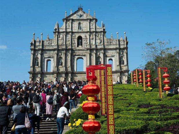Macao, mainland's 20-year journey of shared development