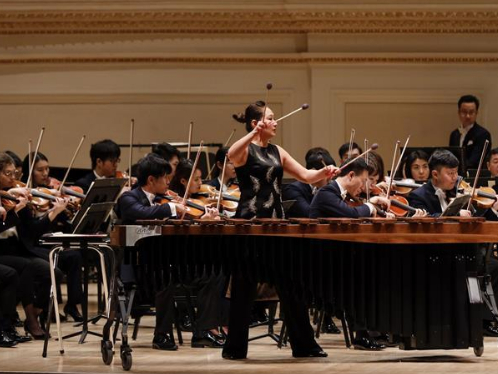 Symphony Orchestra of CCOM of Beijing performs in New York