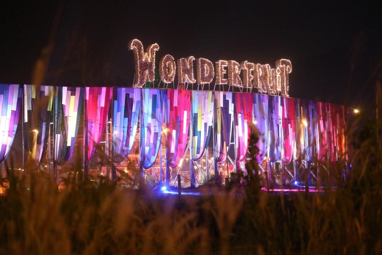 Thailand's answer to Burning Man — the Wonderfruit festival