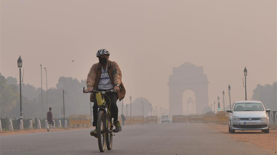 India needs political willpower to deal with air pollution
