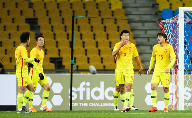 Chinese men's team lose to South Korea 1-0 in EAFF E-1 Football Championship