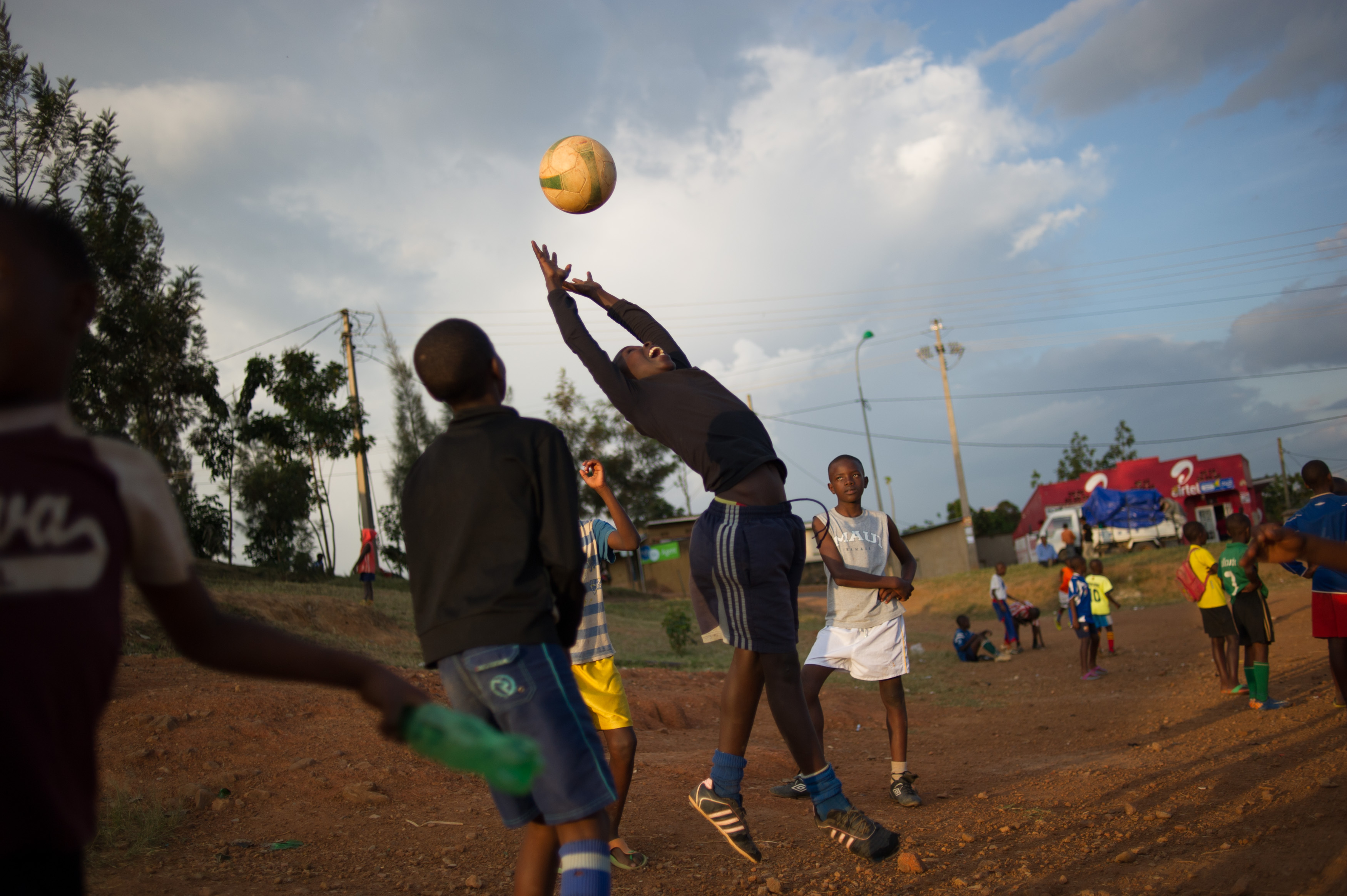 Rwanda's youth to benefit from China sporting ties, says official