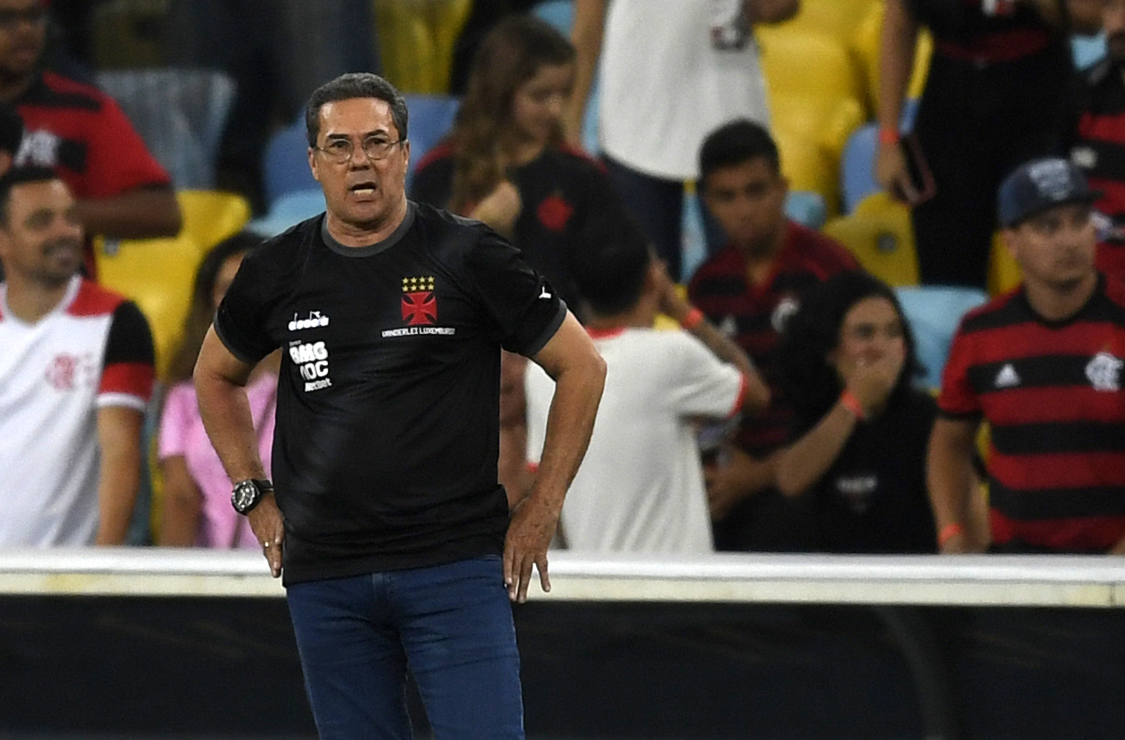Ex-Real Madrid boss Luxemburgo takes charge of Palmeiras