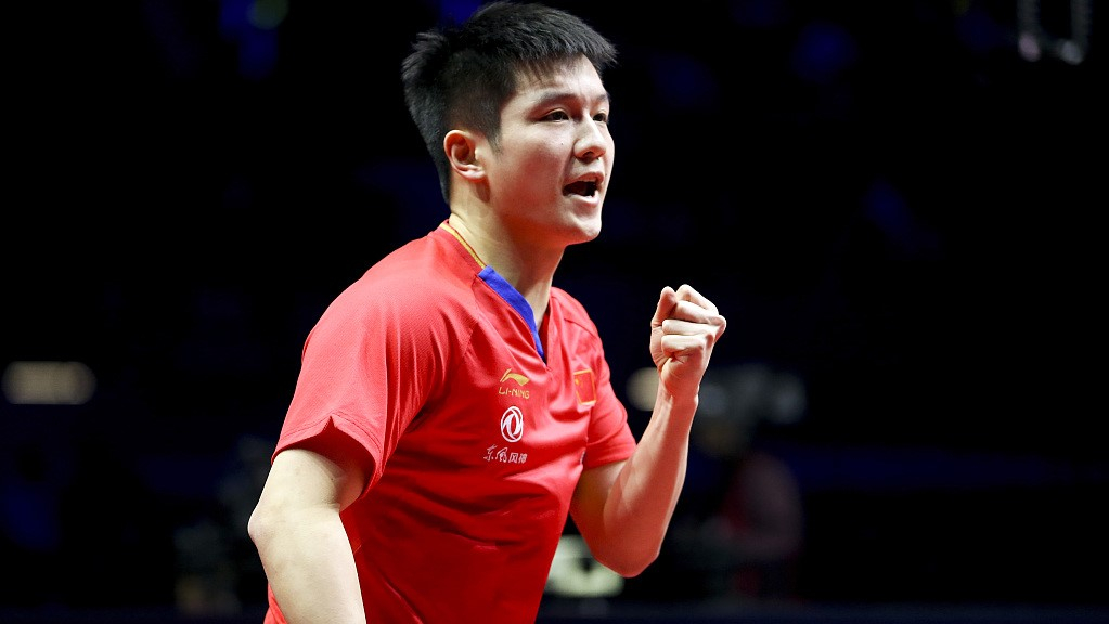 China finishes ITTF World Tour Grand Finals with four titles