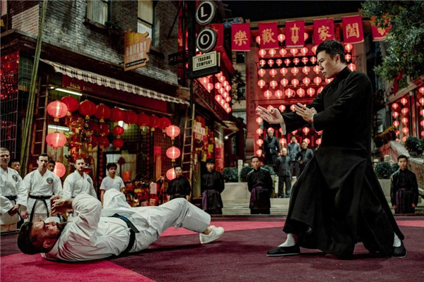 New 'Ip Man' martial arts film to hit big screen in China