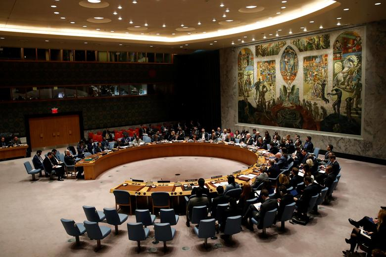 China, Russia propose lifting some UN sanctions on DPRK, US says not the time
