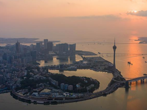 Xi and his firm support for Macao's prosperity, stability