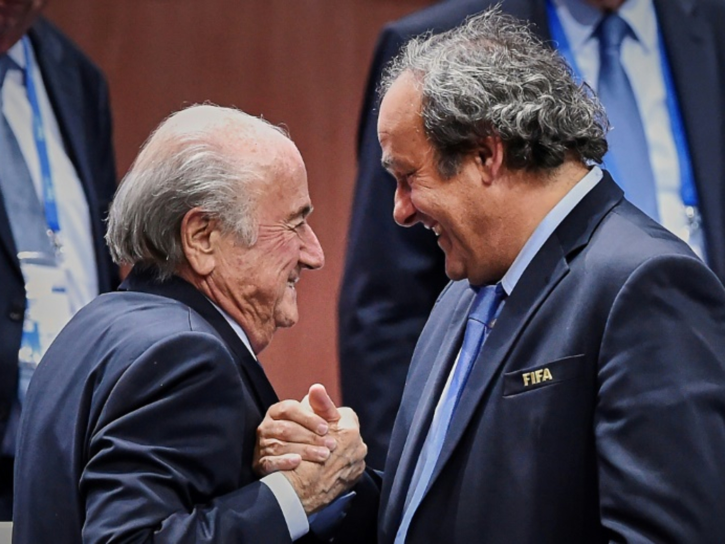 FIFA files court claims to retrieve $2 mln from Platini