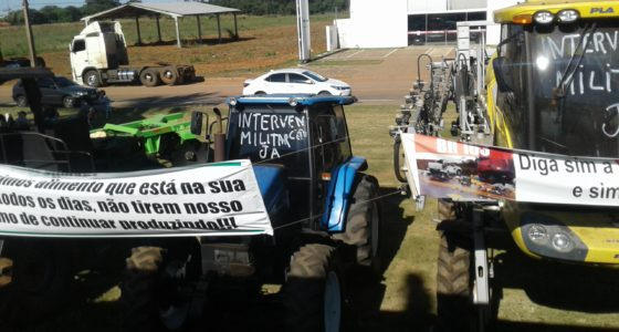 Brazilian gov't denies possibility of new trucker strike
