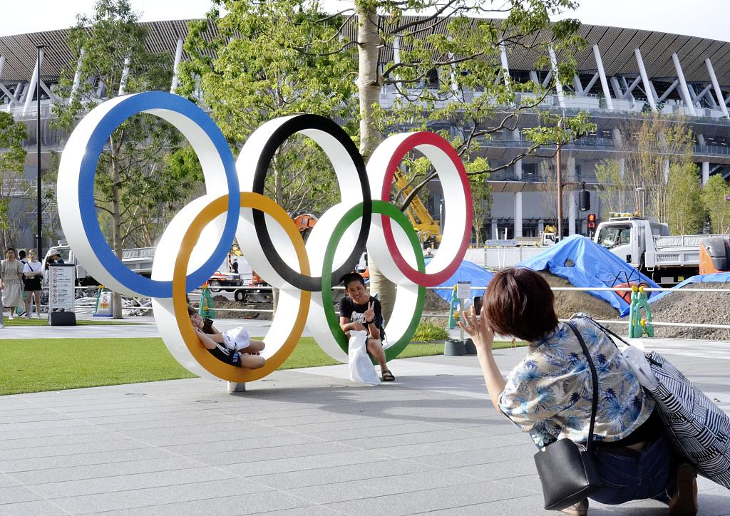 Women's 2011 World Cup winners to kick off Japan Olympic torch relay